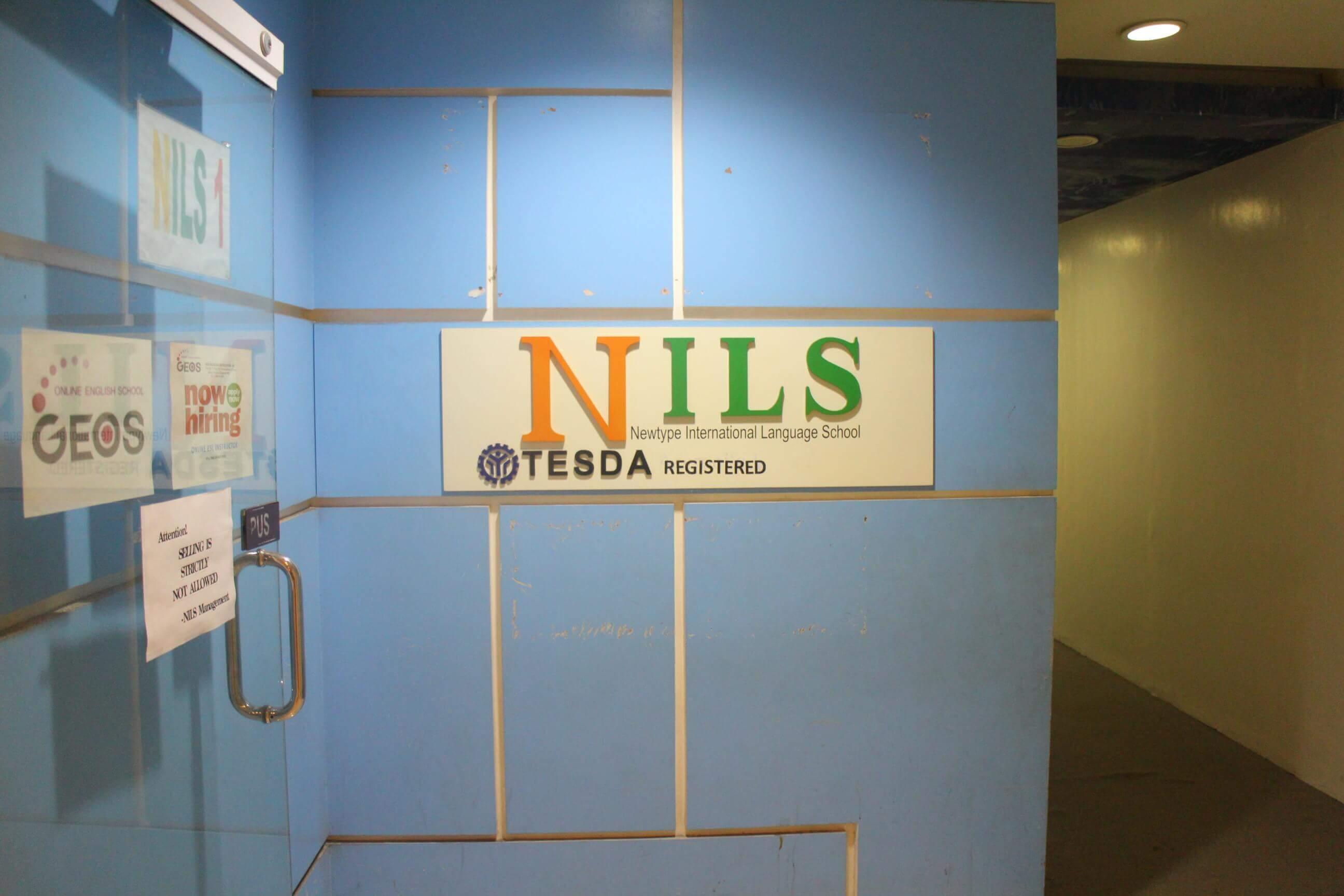 セブ島の語学学校の中で初めてTESDAの表彰