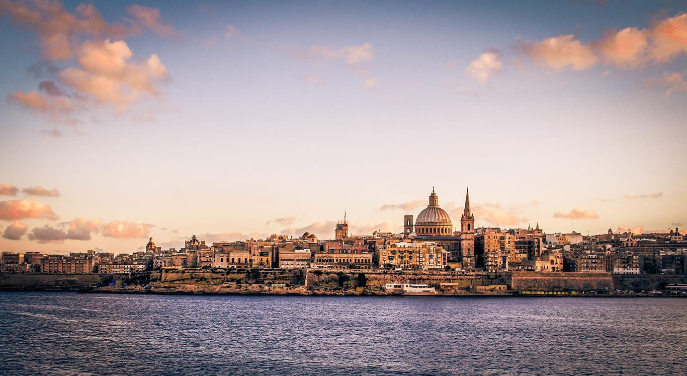 地中海の美しい海に囲まれた抜群の治安と絶景の宝庫「マルタ」