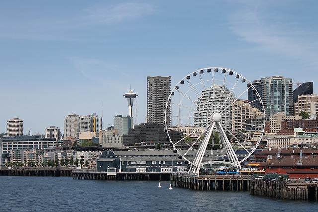 おすすめ都市④:とても住みやすい都市シアトル