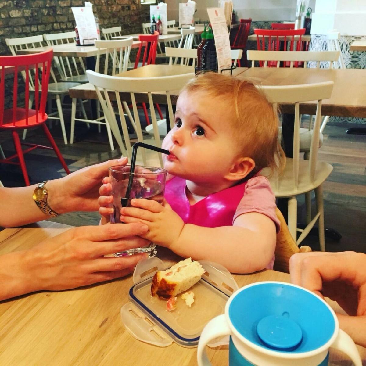 以前お世話になったホストファミリーの赤ちゃんに会いにロンドンへ♡【あーやのイギリスワーホリブログ】