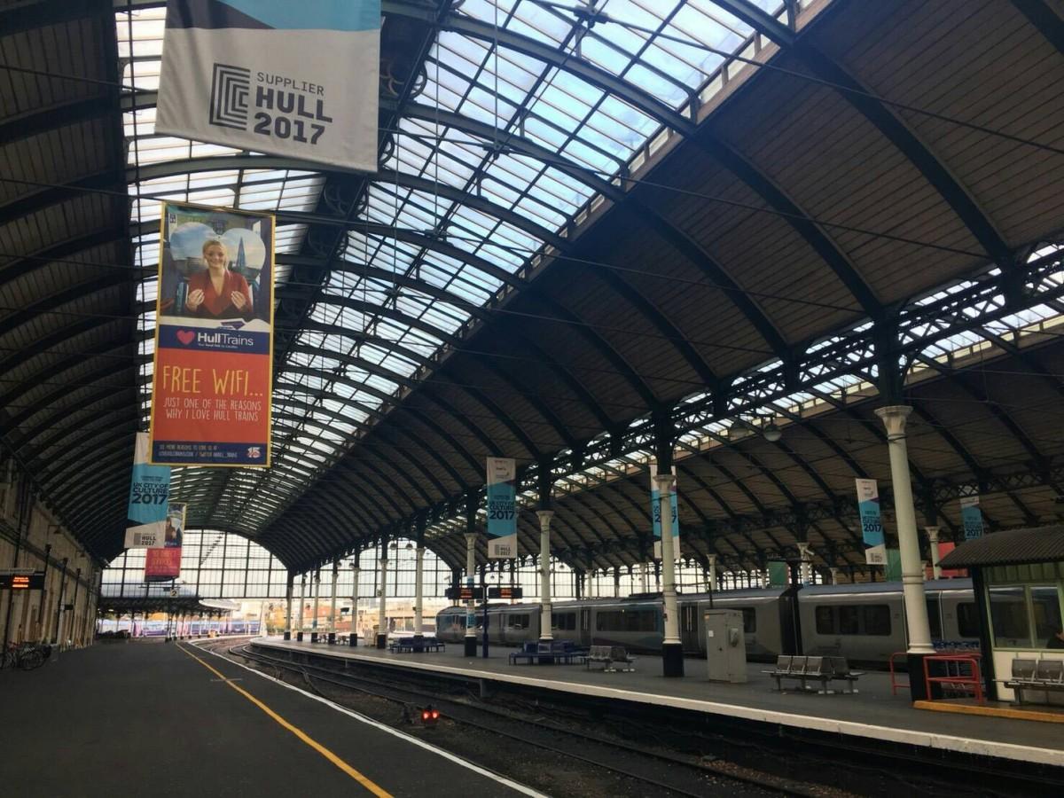 お友達に会いに電車でScarboroughへ♡【あーやのイギリスワーホリブログ】