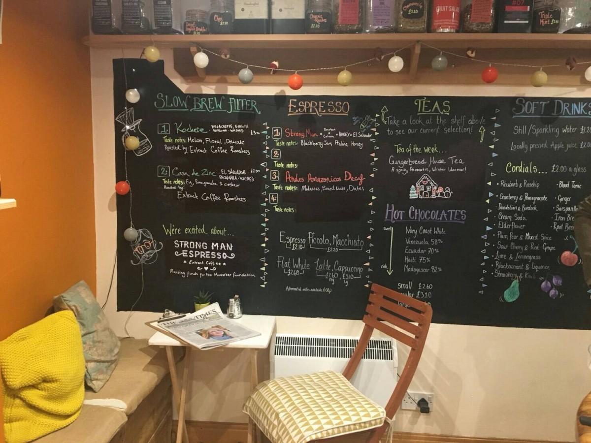 お友達が働くとってもかわいいカフェへ♪【あーやのイギリスワーホリブログ】