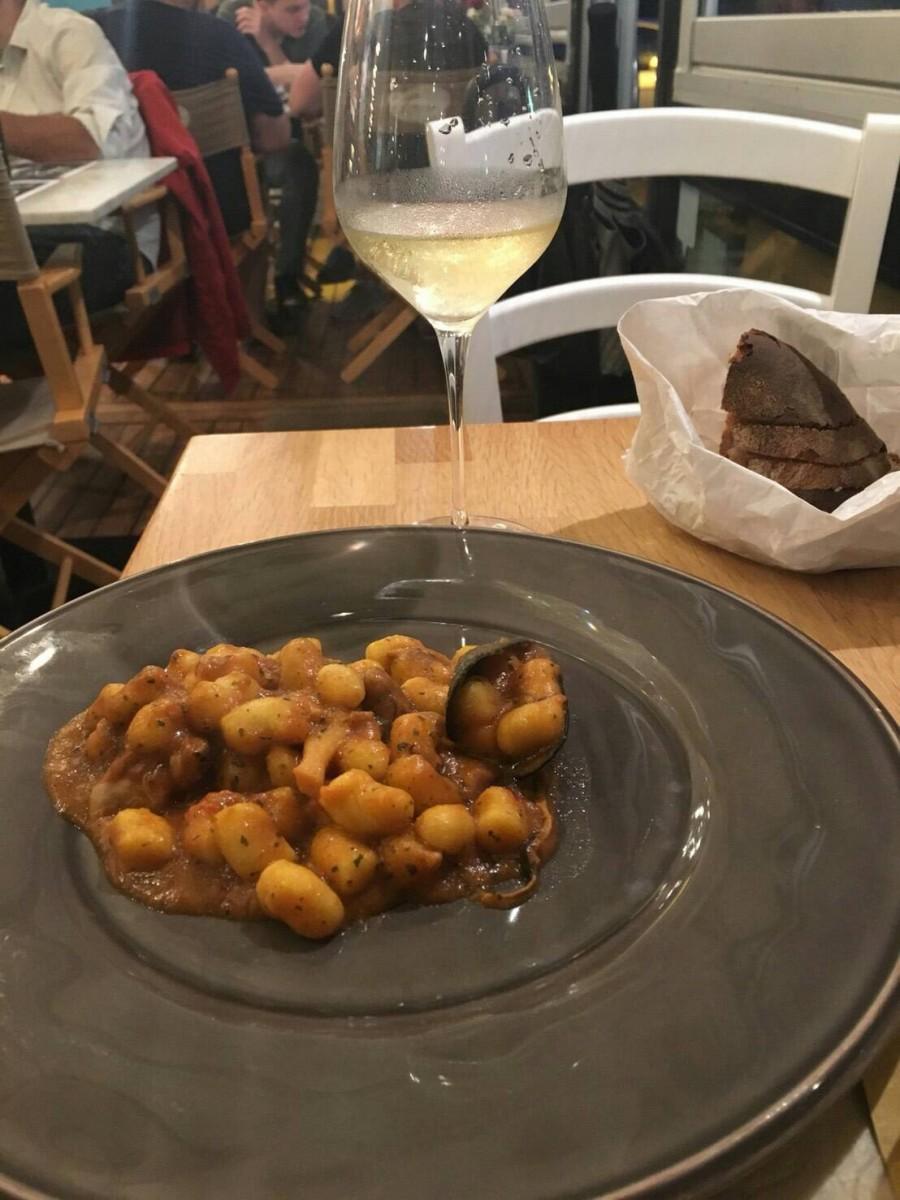 夏のイタリア観光♪Vol.13 見た目以上においしいイタリア料理を堪能!【あーやのイギリスワーホリブログ】
