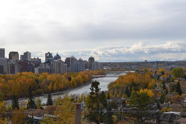 カナダの主な都市ごとの人口と特徴について