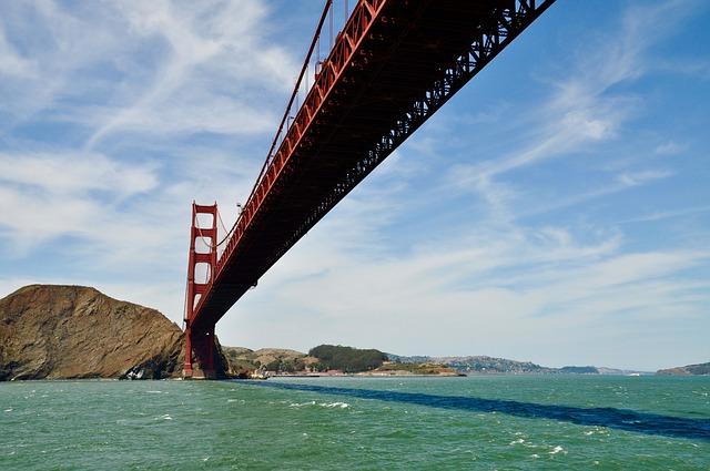 有名な都市が多数。カリフォルニアの魅力