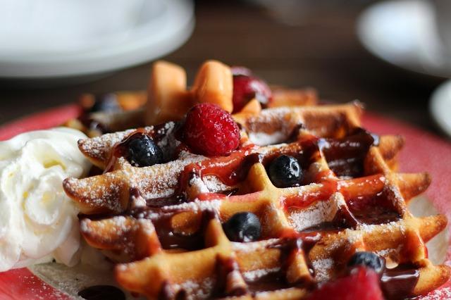 アメリカで食べられている朝食➀:甘いもの編