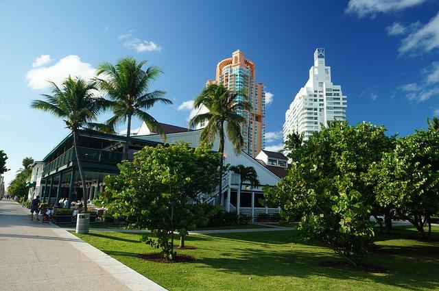 南国のリゾート地!マイアミ留学のメリット