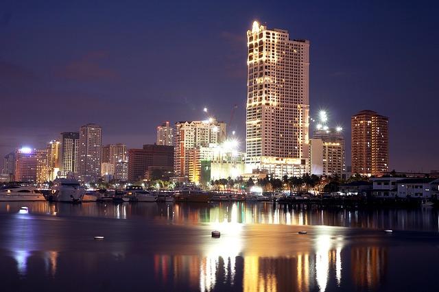 急成長を遂げたマニラはこんな街