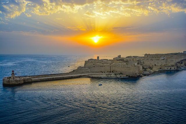 マルタの気候とオススメ時期