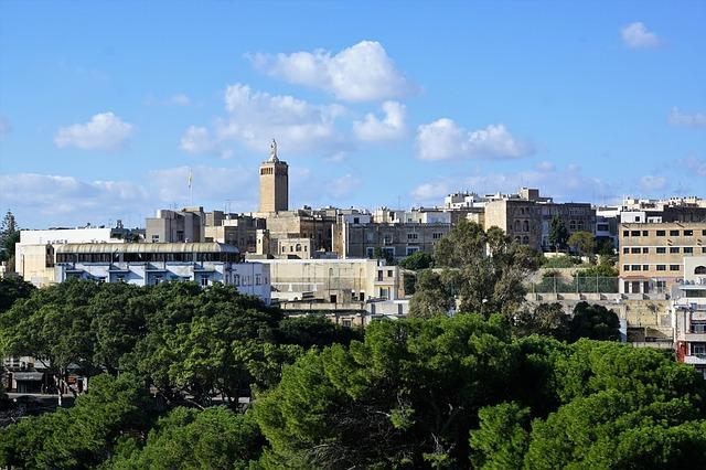 世界遺産に登録されている場所も!マルタの主要都市