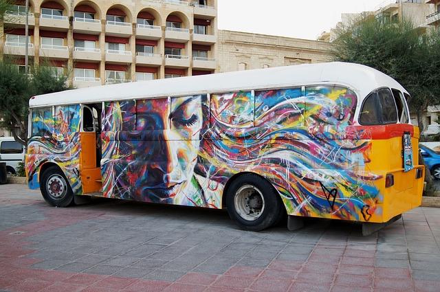 交通手段は基本的にバス!マルタ国内の交通について
