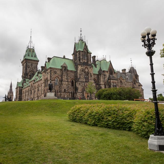 1.カナダの首都がオタワになった歴史的背景とは