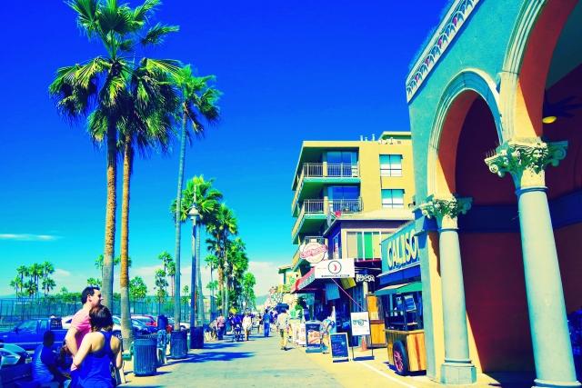 カリフォルニア州の都市・サンタバーバラの魅力