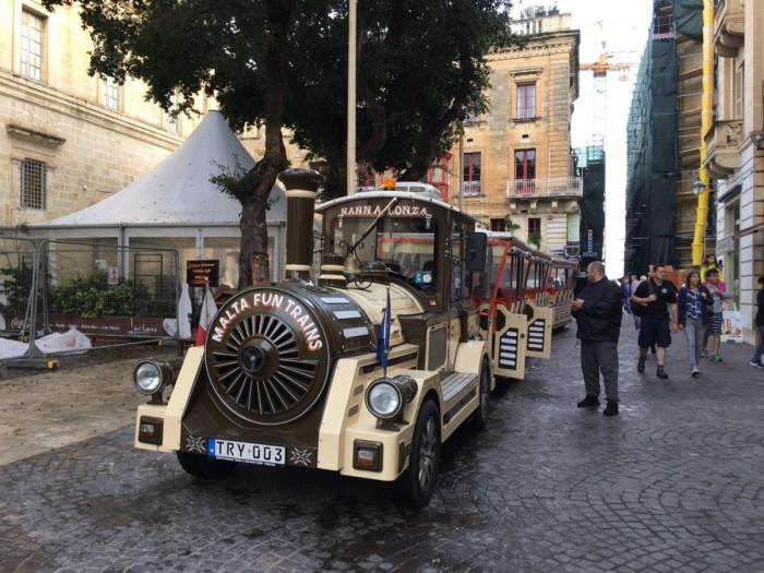 さゆです マルタ首都のValletaにも観光に行きました! ①