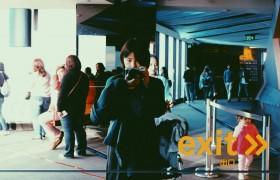 明治大学 Yukaが行くオーストラリア留学INメルボルン! フェデレーション・スクエア