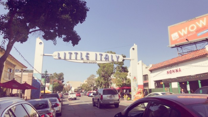 カントリーな雰囲気。サンディエゴのリトルイタリーに行ったこと【りなのアメリカLA留学ブログ】