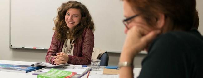 ベテラン講師陣がしっかり学習をサポート