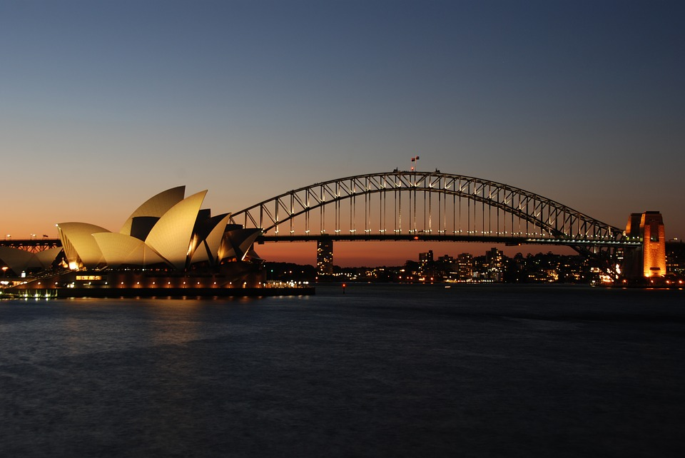 シドニーは過ごしやすい?
