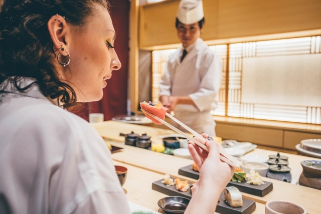 日本食のまかないに期待!ジャパレスで働くメリット・デメリット