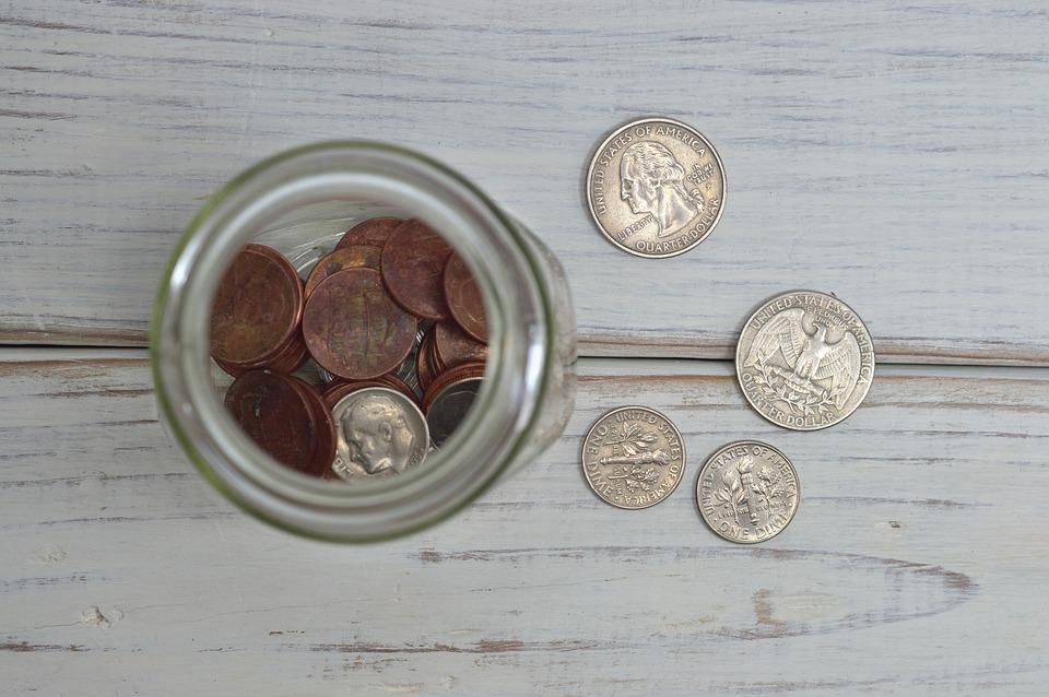 アメリカの小銭の種類