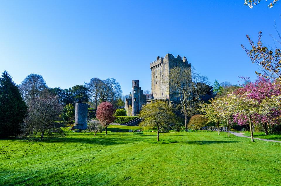 アイルランドの留学で代表的な都市3つ