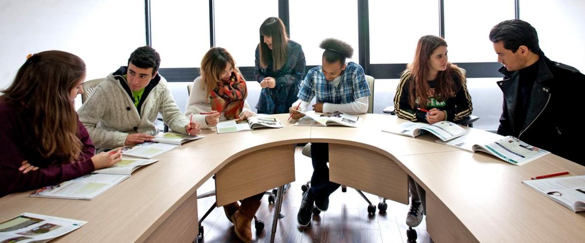 質の高い一般英語コースとアカデミックコース