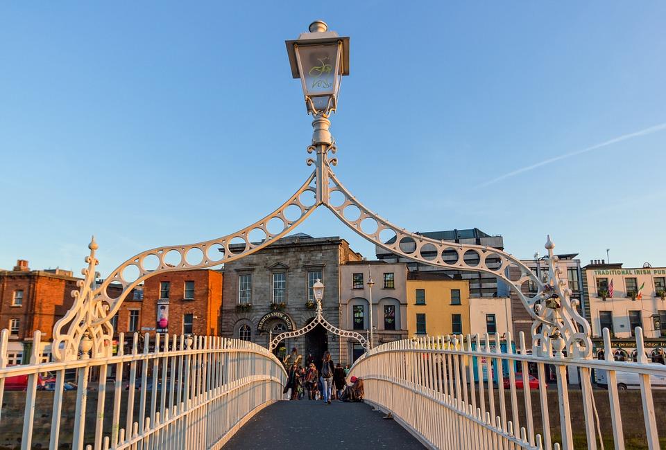 アイルランドの首都は「ダブリン」。その概要について