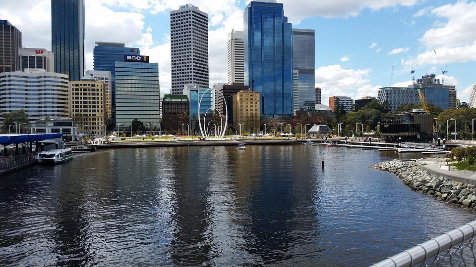 オーストラリアの代表的な都市について