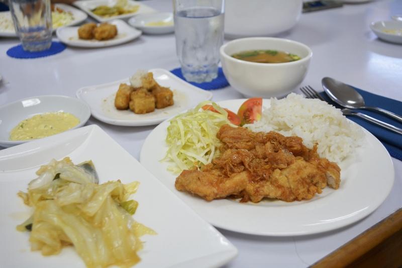 日本人の味覚にあうおいしい食事
