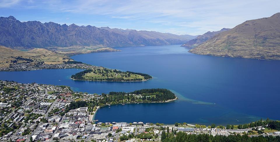 ニュージーランドの代表的な都市について