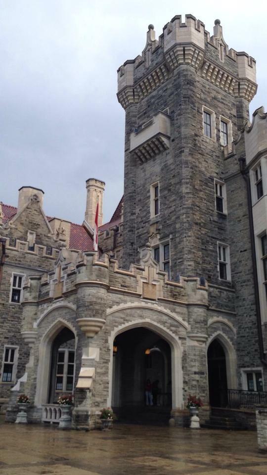 カナダトロント観光名所 お城だお城 エミリーのEnglish留学日記
