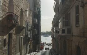 平石貴子のマルタ島留学 到着日 1days 女性 一人旅