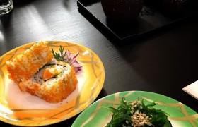 28歳ギリホリスタート お寿司屋さんへ Mikuオーストラリア日記 シドニーpart19