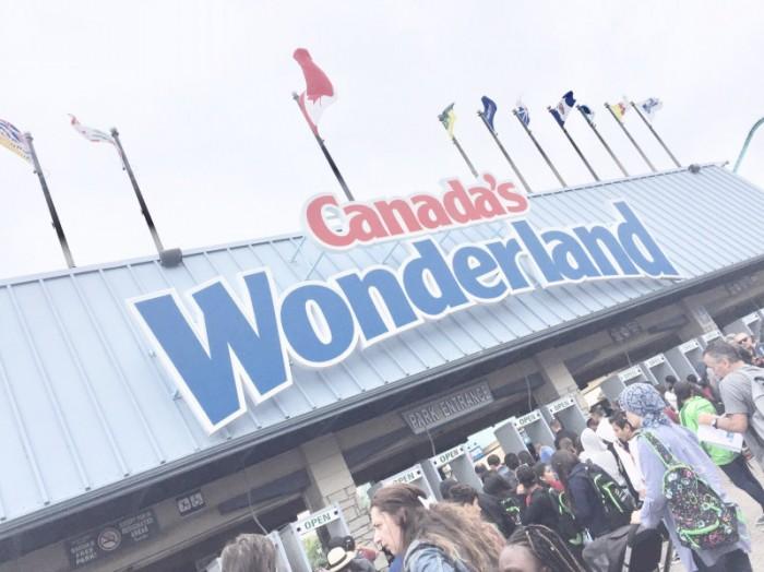 高校生留学 Wonderlandに行ってきました! カナダのトロント留学 byゆめの