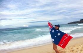 28歳ギリホリスタート タマラマビーチ Mikuオーストラリア日記 シドニーpart21