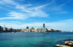 平石貴子のマルタ島留学 5days  MDINA 女性 一人旅