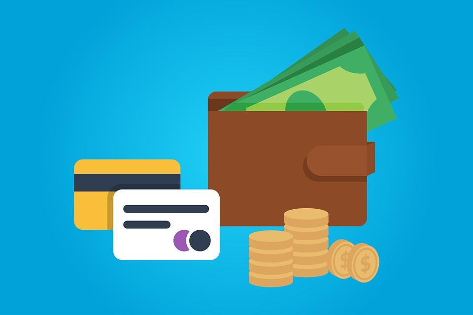クレジットカードでお買いものをすれば小銭が増えない!