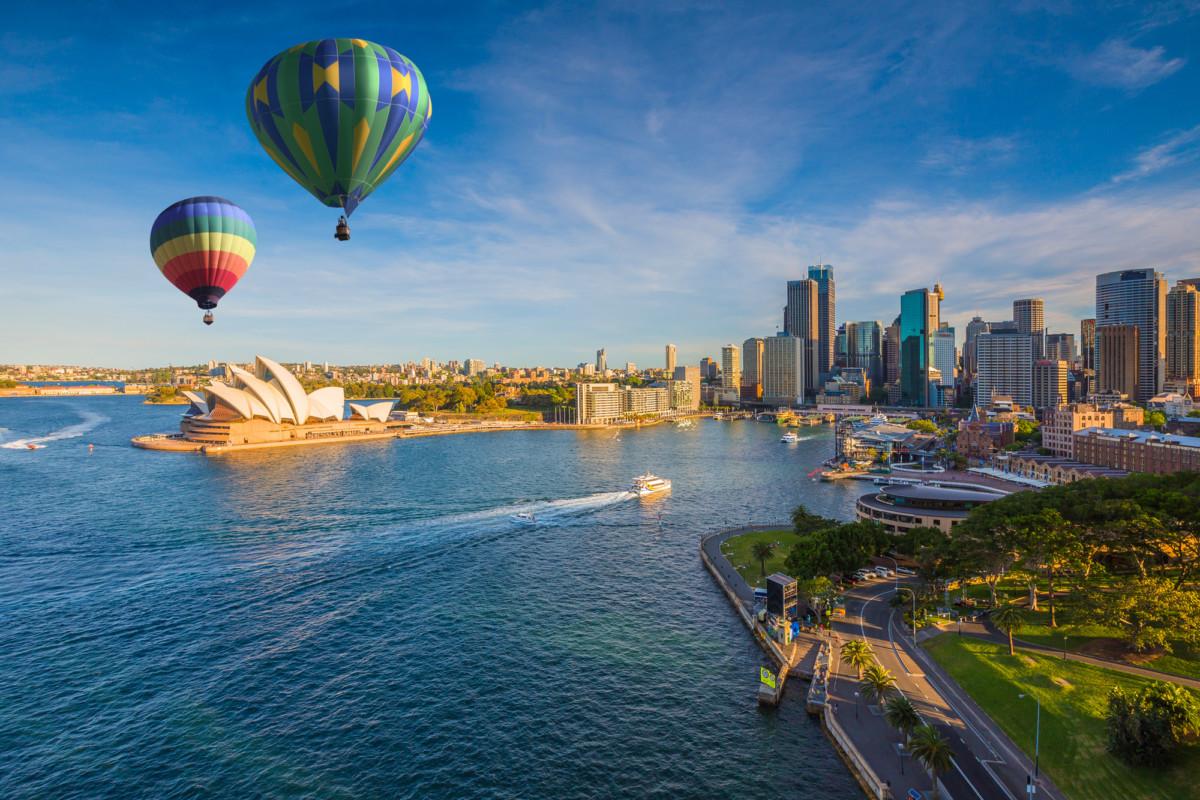 留学するなら最適な街!シドニー