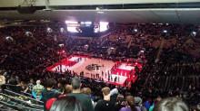 カナダトロント バスケットボール ラプトス エミリーのEnglish留学日記