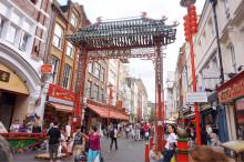 ロンドン観光!イギリスにもあった!中華街で深夜までまったり♪
