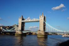 ロンドンのお勧めスポット!テムズ川に架かるタワーブリッジは必見スポット!