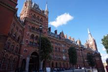 ロンドン観光!ロンドンから海の向こうのヨーロッパに鉄道で行けるなんてしらなかった件