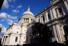ロンドン観光!セント・ポール大聖堂に行って来ました!