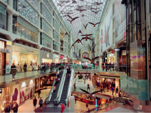カナダ留学はこんなに楽しい!カナダ東部最大のショッピングセンターで買い物♪