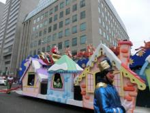 カナダトロント サンタがやってくる エミリーのEnglish留学日記