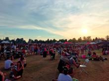カナダ留学はこんなに楽しい!Beach BBQ & Brews Festivalで野外で楽しむ!