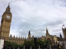 ロンドン観光!ピーターパンでおなじみのビッグベンを見て感動!!