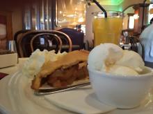 パースでワーホリ♪ドームカフェのアップルパイ♡