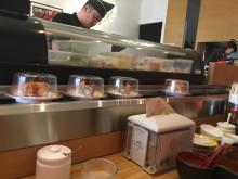 パースでワーホリ♪愛しい愛しい回転寿司♡