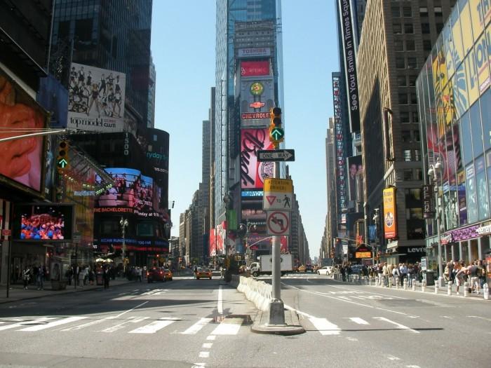 憧れのニューヨーク留学!メリットと留学の注意ポイント